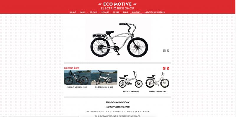 ecomotivebikes.com