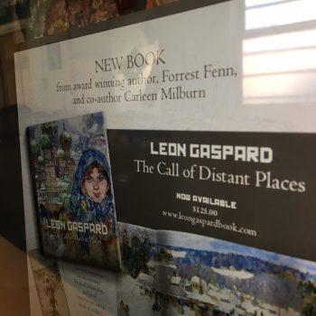 Leon Gaspard Book