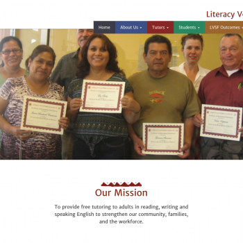 Literacy Volunteers of Santa Fe